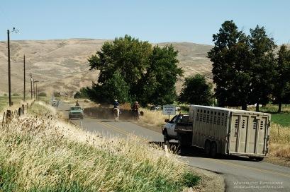ländliches Oregon