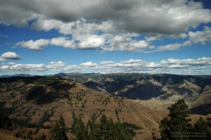 am Hells Canyon