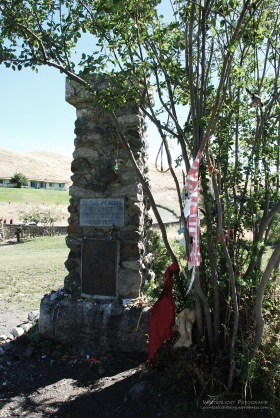 to the memory of Chief Old Joseph